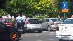 Incident, astăzi, într-un autobuz din municipiul Brașov (FOTO)