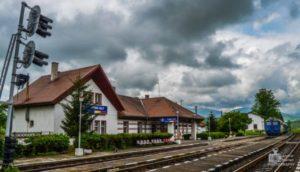 Licitație pentru repararea podului CFR dintre Ucea și Arpaș