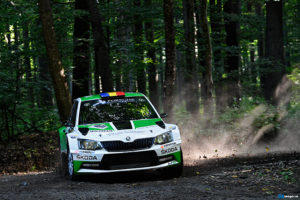 Dan Gîrtofan, locul 3 la Raliul Moldovei Bacău 2019