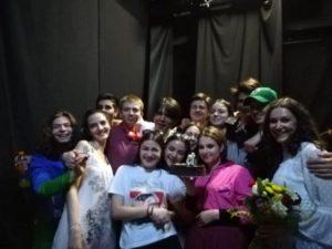 "Trupa de teatru a elevilor de la Colegiul ""Grigore Antipa"" Brașov, la Festivalul Internațional de la Sibiu"