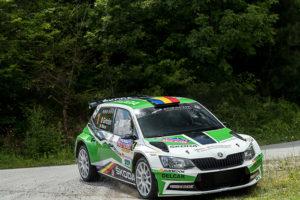 Soare, fani mulți și un loc 2 pentru Dan Gîrtofan la Rally Sliven