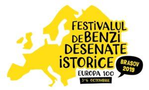 """100 de teme istorice, sub conceptul """"Europa 100"""", pentru Festivalul de Benzi Desenate Istorice Braşov"""