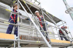Muncitorul decedat pe șantierul de la AFI Brașov, a căzut de la o înălţime de aproximativ doi metri