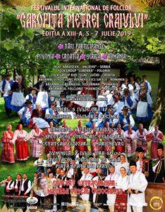 """Începe Festivalul Internaţional de Folclor """"Garofiţa Pietrei Craiului"""""""