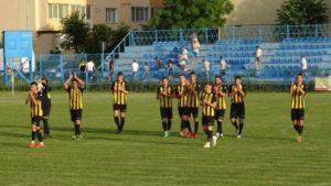 SR Brașov, eliminată din Cupa României de o echipă din liga a patra