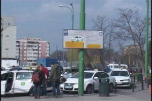 Taximetriștii din gară, monitorizați cu camere de supraveghere