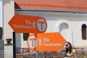 O porţiune din Via Transilvanica, care trece prin județul Brașov, se inaugurează astăzi, la Roadeș