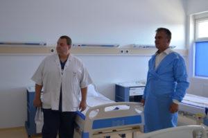 Video- Două etaje, modernizate la Spitalul Clinic Judeţean de Urgenţă Braşov