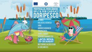"""VIDEO Festivalul Pescăresc """"Delta din Carpaţi"""", în acest weekend, la Lacul Noua"""