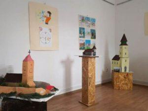 Turnurile cu ceas ale bisericilor din Ţara Bârsei, într-un joc interactiv