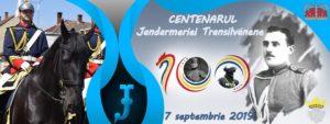 100 de ani de la înființarea primelor unități de jandarmerie în Transilvania