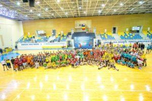 Spectacol handbalistic la Brașov, la a șaptea ediție a FunSports Cup