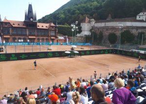 Un junior român a câștigat turneul internațional de la Tenis Club Olimpia