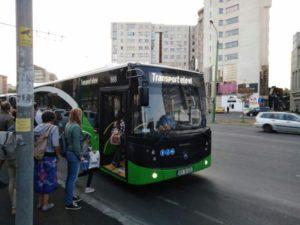RATBV suplimentează numărul de autobuze pentru transportul elevilor