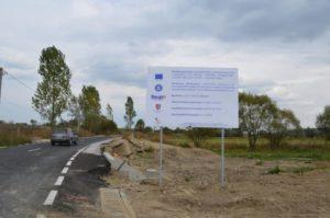 S-au finalizat lucrările la DJ 112C: Hălchiu – Satu Nou – Dumbrăvița – Vlădeni (11,67 km)