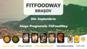 Mâncare sănătoasă livrată oriunde îți dorești în Brașov