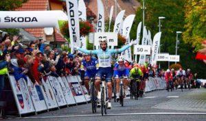 Succes impresionant pentru ciclistul brașovean Eduard Grosu, în Turul Slovaciei