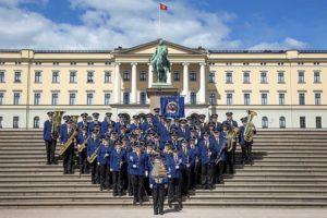 Oslo Symphonic Wind Orchestra, concert aniversar, la Sala Patria