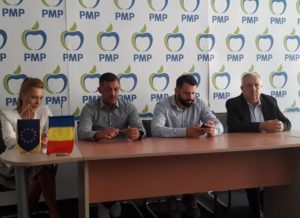 PMP Brașov și-a desemnat șefi interimari la organizația de femei și pensionari
