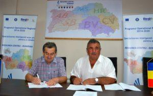 La Sânpetru se construiește o creșă nouă, cu bani europeni