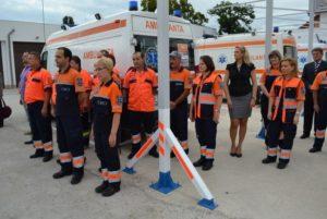 VIDEO- Angajaţii din cadrul serviciilor de urgenţă vor urma cursuri de pregătire