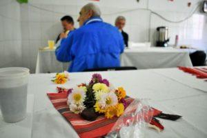 FOTOGALERIE Zi specială, plină de surprize, pentru persoanele fără adăpost din Brașov