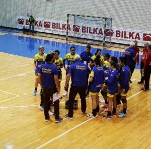 Handbal: Corona joacă marţi, la Braşov, cu Universitatea Cluj
