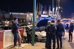 Polițist de la circulație prins luând mită, arestat la domiciliu