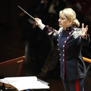 Dirijoarea Antonella Bona, pentru prima dată pe scena Filarmonicii Brașov