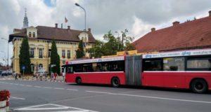 Orarul autobuzelor din Săcele va fi modificat