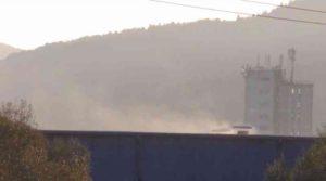 Aer poluat cu particule cancerigene, la Codlea