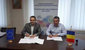 Peste 9 milioane de euro pentru autobuze electrice, biciclete și modernizarea zonelor pietonale, la Făgăraș