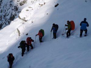 Recomandări ale salvamontiștilor din Brașov pentru turiști