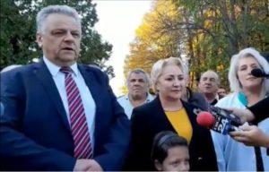 VIDEO Ce spune premierul demis Viorica Dăncilă după vizitele la IAR Ghimbav și Spitalul din Săcele