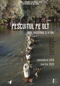 """,,Pescuitul pe Olt între tradițional și actual"""", la Rupea"""
