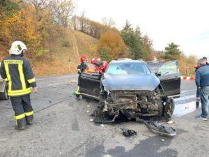 Accident, acum, pe Drumul Poienii