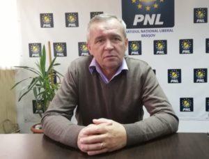 Cristinel Paltin, primar Șercaia: Dezideratul meu este să termin lucrările de apă-canal