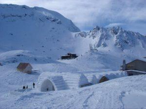 O nouă tematică la Hotelul de Gheață de la Bâlea Lac, din Munții Făgăraș