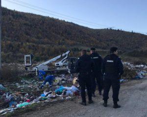 Acțiune comună Electrica – Jandarmerie în Gîrcini, împotriva hoților de curent