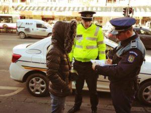 Polițiștii au aplicat 20 de sancțiuni unor comercianți din Brașov