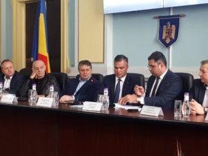 VIDEO – A fost semnat contractul pentru proiectarea și execuția balizajului la Aeroportul Ghimbav