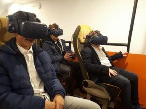 VIDEO Experiență VR, la Grădina Zoologică Brașov