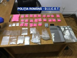 FOTO Bărbat din Brașov, arestat preventiv pentru trafic de droguri