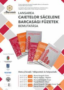 """Primele volume ale ,,Caietelor Săcelene"""", lansate la Brașov"""