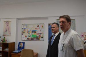 S-a inaugurat Ambulatoriul Spitalului de Copii