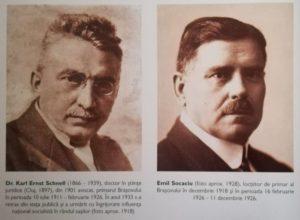 101 ani de la preluarea administrației din Brașov de Sfatul Național și Comandamentul Militar Român