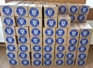 Primăria Bod distribuie, de astăzi, pachetele cu produse de igienă personală