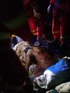 FOTO Bărbat ucis cu sânge rece, la Apața!