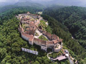 Cetatea Medievală Râșnov intră în restaurare