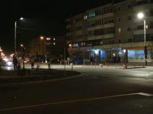 Treceri de pietoni iluminate suplimentar, pentru siguranță în trafic, la Făgăraş